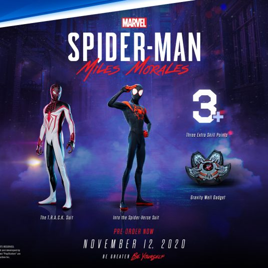 Marvel's Spider-Man: Miles Morales-bazi-psn.ir