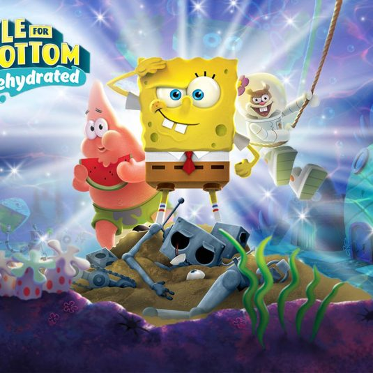 SpongeBob SquarePants: Rehydrated-bazi-psn.ir