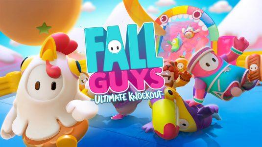 Fall Guys: Ultimate Knockout-bazi-psn.ir