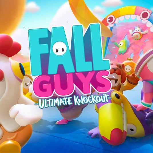 Fall Guys: Ultimate Knockout-bazi-psn.ir