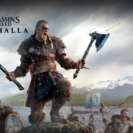 Assassin's Creed: Valhalla-bazi-psn.ir