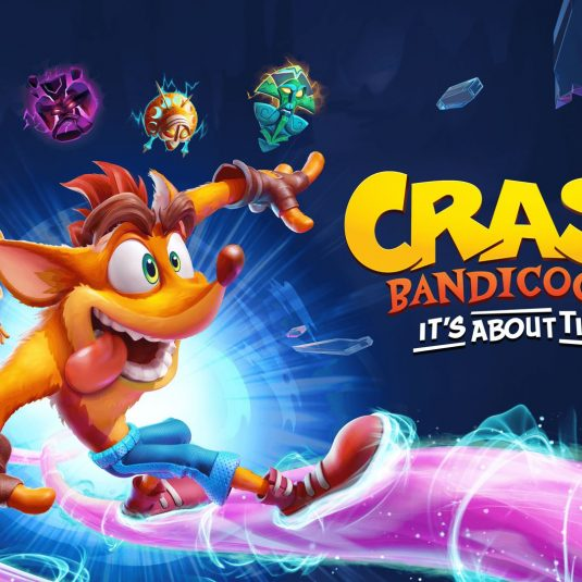 Crash Bandicoot 4: It's About Time-bazi-psn.ir