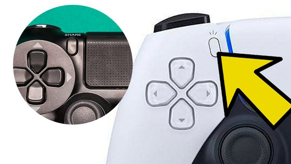 Create button on PS5-bazi-psn.ir