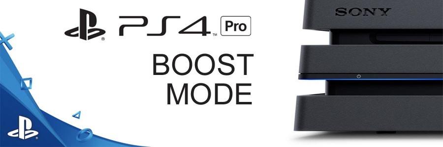 Boost Mode PS4-bazi-psn.ir