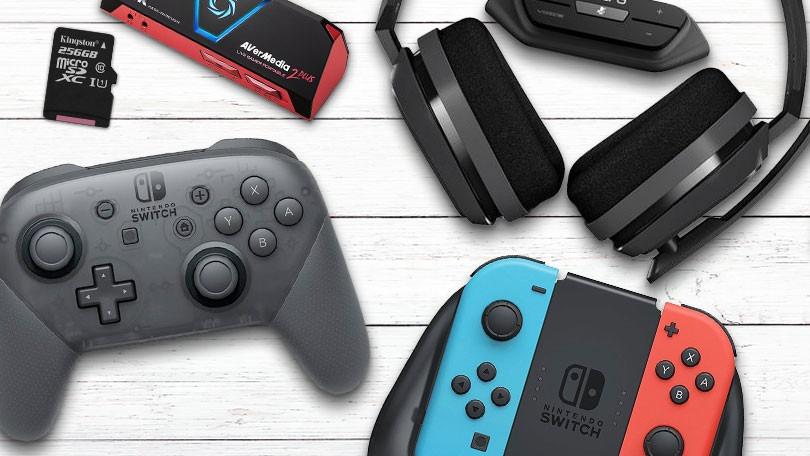 Nintendo Switch accessories-bazi-psn.ir