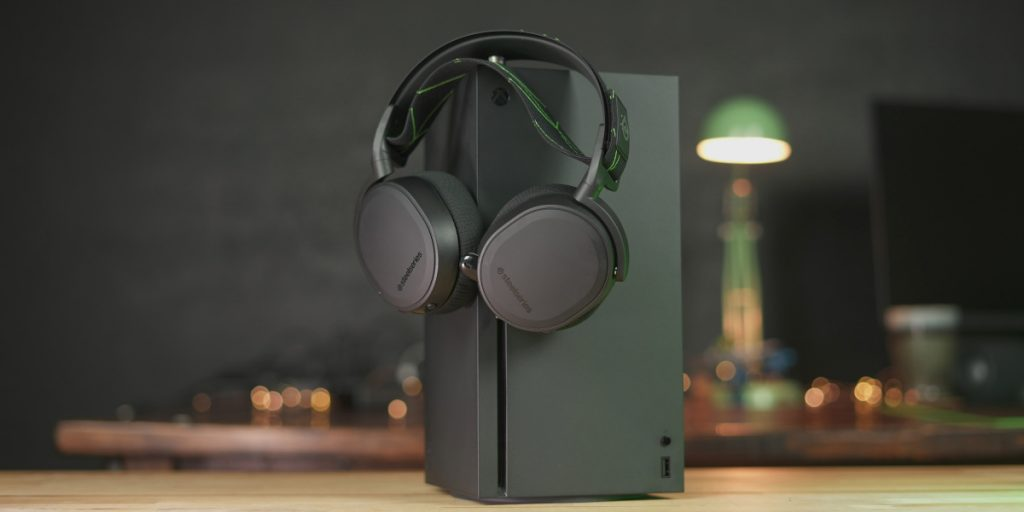 Xbox Series X headset-bazi-psn.ir